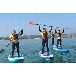 Product information Paddleboarding for Two