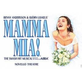 Product information Top Price Tickets to Mamma Mia! and a Meal for Two
