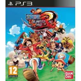 Product information One Piece Unlimited World Red: Straw Hat Edition (PS3)