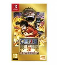 Product information One Piece Pirate Warriors 3 Deluxe Edition (Nintendo Switch)