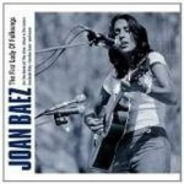 Product information Joan Baez - First Lady Of Folksongs, The (Music CD)