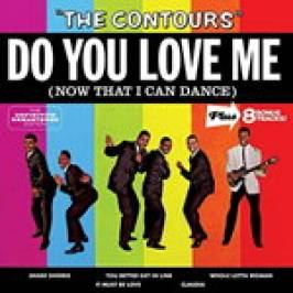 Product information Contours (The) - Do You Love Me (Music CD)