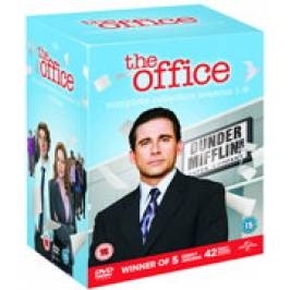 Product information The Office - An American Workplace - Season 1-9 Complete