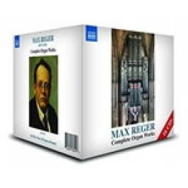 Product information Max Reger: Complete Organ Works (Music CD)