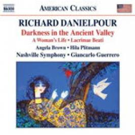 Product information Richard Danielpour: Darkness in the Ancient Valley (Music CD)