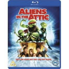 Product information Aliens In The Attic (Blu-Ray)