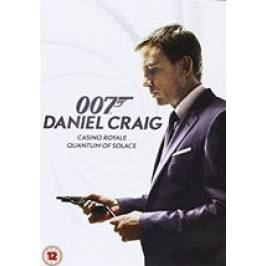 Product information Casino Royale / Quantum of Solace Double Pack