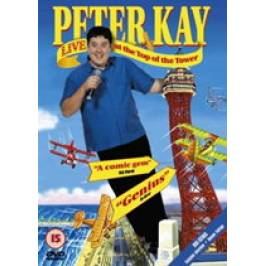 Product information Peter Kay - Live At The Tower