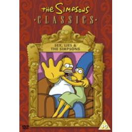 The Simpsons - Sex, Lies And The Simpsons DVDs