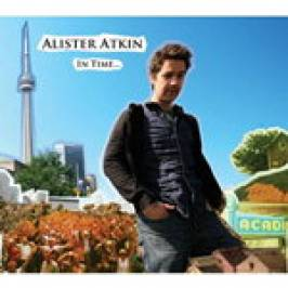 Product information Alister Atkin - In Time… (Music CD)