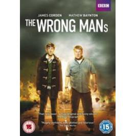 Product information The Wrong Mans Series 1