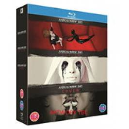Product information American Horror Story - Season 1-3 (Blu-ray)