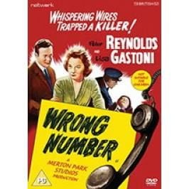 Wrong Number (1959) DVDs