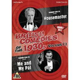 British Comedies of the 1930s - Vol. 11 DVDs