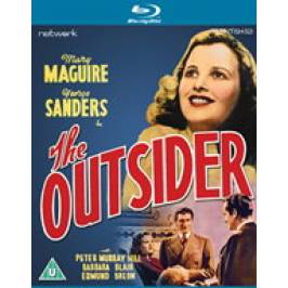 The Outsider (Blu-ray) Blu-Ray