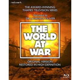 The World at War: The Complete Series [DVD] (Blu-ray) Blu-Ray