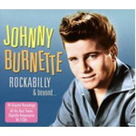 Product information Johnny Burnette - Rockabilly Riot (Music CD)