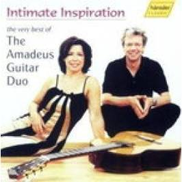 Product information (The) Amadeus Guitar Duo - Intimate Inspiration