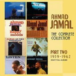 Product information Ahmad Jamal - Complete Collection (1959-1962) (Music CD)