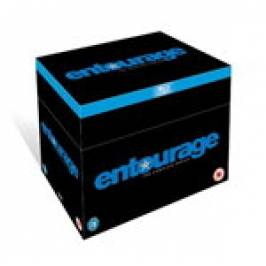 Product information Entourage - Series 1-8 - Complete (Blu-Ray)