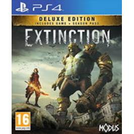 Product information Extinction Deluxe Edition (PS4)