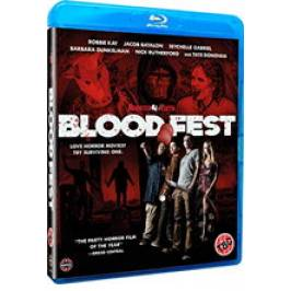 Product information Blood Fest (Blu-ray)