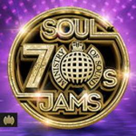 Various - 70S Soul Jams - Ministry Of Sound (Music CD) CDs