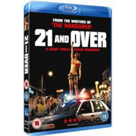 21 and Over (Blu-Ray) Blu-Ray