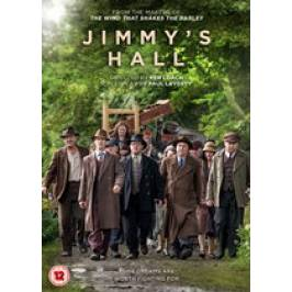 Jimmy's Hall DVDs