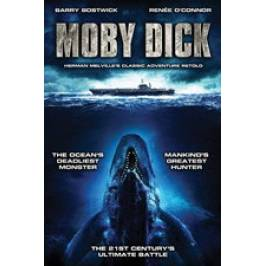 Moby Dick DVDs