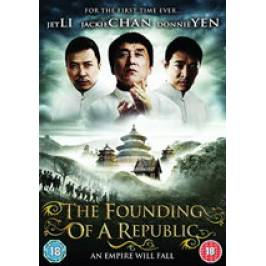 Founding Of The Republic DVDs