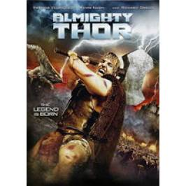 Almighty Thor DVDs