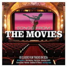Product information Various Artists - Songs From The Movies [3CD Box Set] (Music CD)