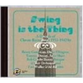 Product information Various Artists - Swing Is The Thing