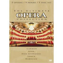 Product information The Ultimate Opera Collection
