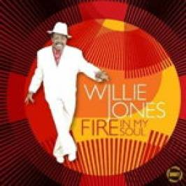 Product information Willie Jones - Fire in My Soul (Music CD)