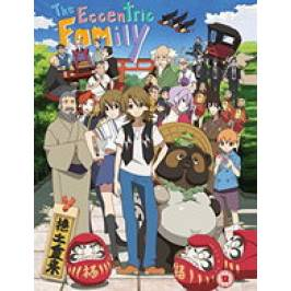 Product information Eccentric Family Series Collector's Edition (Blu-ray)