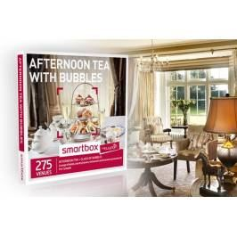 Product information Afternoon Tea with Bubbles - Smartbox by Buyagift