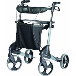 Product information Topro Troja Rollator with Back Support - Silver S