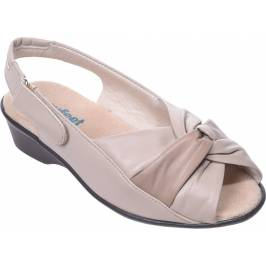 Product information Cosyfeet Selena Extra Roomy Women's Sandals - Vintage Gold 7