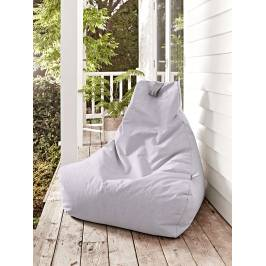 Product information Indoor Outdoor Beanbag - Soft Blue