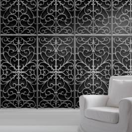 Product information SAMPLE-Wrought Iron Gate Wallpaper
