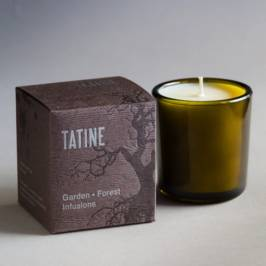 Product information Juniper candle by Tatine