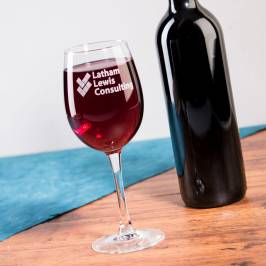 Product information Personalised Wine Glass