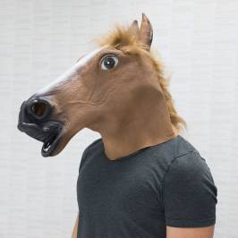Product information Horse Dress Up Mask