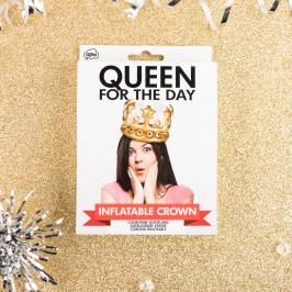 Product information Queen For The Day Inflatable Crown