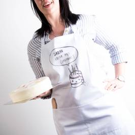 Product information Personalised Apron - Banter Pants, Stuff Your Cakehole