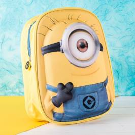 Product information Minions 3D Eye Backpack