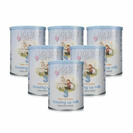 Product information NANNYcare Growing-Up Milk - 6 Pack