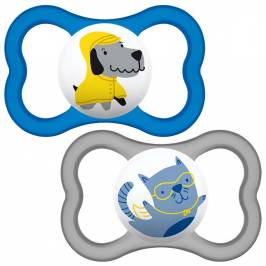 Product information MAM Air 6+ Months Soother Blue